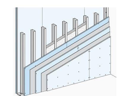 Τοίχος υψηλών μηχανικών αντοχών