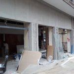 εργασίες με γυψοσανίδες στους φούρνους ΒΕΝΕΤΗΣ - Βριλήσια-2