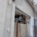 εργασίες με γυψοσανίδες στους φούρνους ΒΕΝΕΤΗΣ - Βριλήσια-6