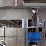 εργασίες με γυψοσανίδες στους φούρνους ΒΕΝΕΤΗΣ - Βριλήσια-7