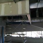 συστήματα με γυψοσανίδες και ψευδοροφές στο Studio Cosmote TV -19