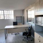 διαχωρισμός ενιαίου χώρου γραφείων με κατασκευές ξηράς δόμησης
