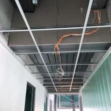 γυψοσανίδες, τσιμεντοσανίδες στο κτίριο ΕΡΓΟΣΕ-19